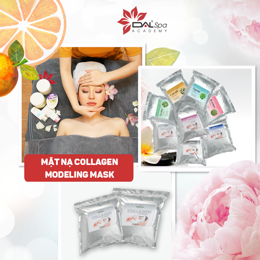 [DALSpa] Mặt nạ Collagen trẻ hóa-Jewelry Modeling Collagen